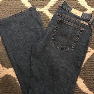 Lucky jean Size 10 flare leg